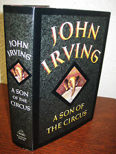 1st/1st Edition A SON OF THE CIRCUS John Irving RARE Modern CLASSIC