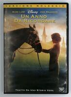 Un anno da ricordare DVD Disney Diane Lane John Malkovich Versione Noleggio Film