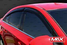 2008-2015 Chevrolet Cruz 4 door Window Visor Vent Rain Weather Guard Deflector