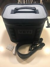 NEW YETI Hopper FLIP 8 Cooler Charcoal - New without tags - FREE SHIPPING