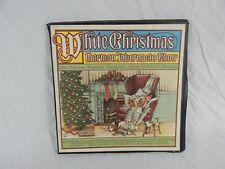 The Mormon Tabernacle Choir - White Christmas LP Box CBS Masterworks M 34546 VG+