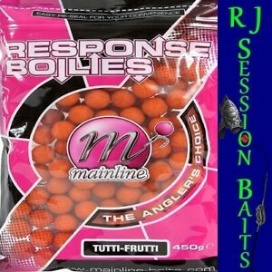 Mainline Tutti Frutti 15mm Session Pack of 25 Boilies