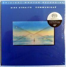 Dire Straits - Communique - Mobile Fidelity - Hybrid CD/SACD - New