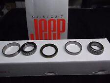 CJ Wheel Bearing Kit
