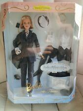 """""""Pinstripe Power"""" Barbie Doll Millicent Roberts Collection 1997"""