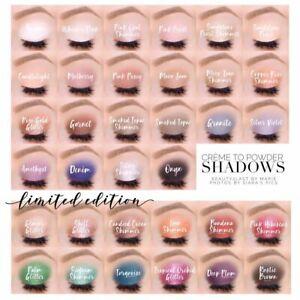 "Senegence ShadowSense EyeShadows Reg, Limited, Multiple, ""Buy More, Save More""!"