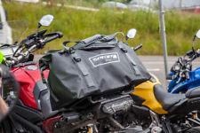 Spada Motorbike Motorcycle Waterproof 30 Litre Dry Bag With Carry Straps - Black