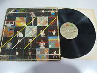 "Fischer-Z World Salad 1979 Liberty Spain Edition - LP vinyl 12 "" G VG - 3T"