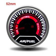 Universal 2'' 52MM Auto Car Air Fuel Ratio Gauge Motor AFR Racing Meter Monitor