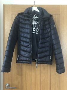 Womens Superdry Coat Size 12