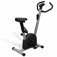 vidaXL 90639 Upright Fitness Exercise Bike with Seat
