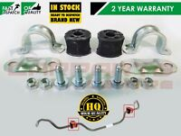 FOR FORD KA 2008- ANTI ROLL BAR BUSH REPAIR KIT WITH BUSHES CLAMPS & BOLTS 20mm