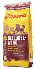 JOSERA Geflügel-Menü Hundefutter - 15kg (50003697)