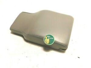 ✅ 00-05 Buick Lesabre GRAY 12.5 center Console armrest arm rest lid Leather 12