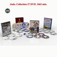 Judo. Techniques. Training. Tactics. Collection 27 DVD. 1663 min.
