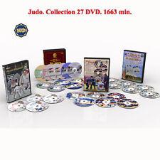Judo. Techniques. Training. Tactics. Collection 27 DVD. 1663 min.
