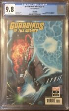 Guardians of the Galaxy #2  CGC 9.8 Scalera 1:25 Variant 1ST APP DARK GUARDIANS