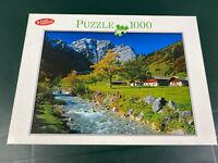 Puzzle Conserver 1000 Pieces Jigsaw 'Beautiful Mountains' Bildagentur Huber
