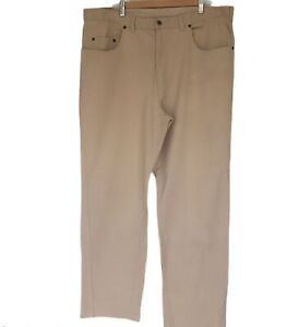 Savane Bone Jeans Size W102 L84 Pockets