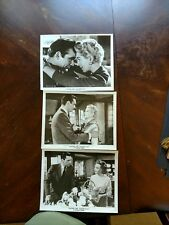 Vintage Movie Stills set of 3 ANOTHER TIME ANOTHER PLACE Lana Turner