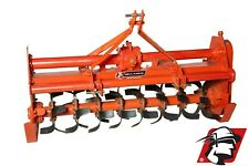 Rotary Tiller 71 Wide Category 1 3 Point Heavy Duty Pto Drive For Kubota