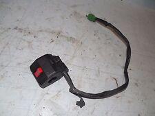 kawasaki zx600c ninja 600r 600 right handle bar switch throttle 1988 1989 EL250