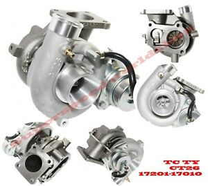 CT26 Turbo for Toyota 90-93 Coaster 90-97 Land Cruiser 4.2L 1HD-T 17201-17010