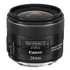 Obiettivi fissa/prima per fotografia e video Canon 8-24mm