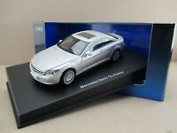 Mercedes-Benz CL-Klasse Coupè in silber Autoart  Maßstab 1:43 OVP NEU