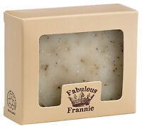 LAVENDER Herbal Soap Bar made with 100% Pure Essential Oils