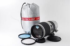 smc PENTAX FA 80-200mm F2.8 ED/IF lens Ref No 137008