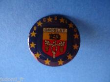 Pin's pin OCSLC GROSLAY DANS LE VAL D'OISE (ref L10)