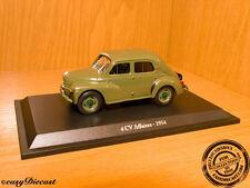 RENAULT 4CV 4-CV BERLINE SPORT R-1062 1:43 1958 MINT!!!