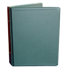 OLIVE GREEN TACTICAL 6 RING BINDER IDEAL FOR TAMS RING BINDER
