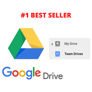 Unlimited Storage - Google Drive - Instant delivery