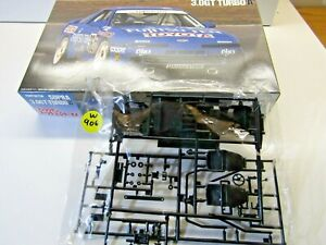 Fujimi 1:24 Scale Toyota Supra Group A Black Sprues A & B Parts Only As Pictured