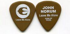 EUROPE 2010 Eden Tour Guitar Pick!!! JOHN NORUM custom concert stage Pick
