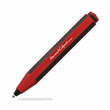 Kaweco AC Sport Ballpoint Pen - Carbon Red - 10000355
