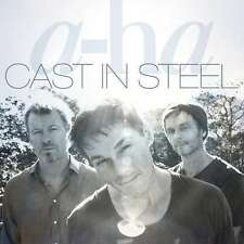 Cast in Steel by a-ha (CD, Sep-2015, Universal)
