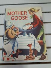 1948 Mother Goose Alderman book Jonathan made and printed in Canada