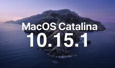 Mac Sistema Operativo Catalina Download  dmg Avviabile macOS 10.15