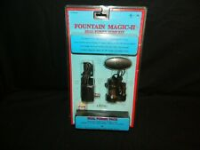 New Fountain Magic Ii Dual Power Pump Kit For Indoor Fountains Waterfalls # 1095