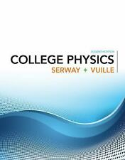 College Physics 11th Edition by Raymond A. Serway and Chris Vuille (Paperback)
