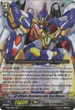 1x Cardfight!! Vanguard Ultimate Dimensional Robo, Great Daiyusha - BT08/001EN -
