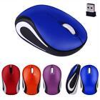 Comodo Mini 2000Dpi 2.4 GHz Mouse Ottico Senza Fili Mice per PC