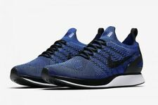 NIKE AIR ZOOM MARIAH FLYKNIT RACER RUNNING SHOES BLUE MEN 12 NEW 918264-007