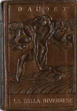 Alphonse Daudet La bella nivernese Fanciulli Ist.Ed.Italiano 1920 3446-27
