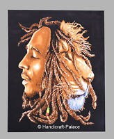 Bob Marley One Love Indian Tapestry Wall Hanging Poster Cotton Throw Wall Decor