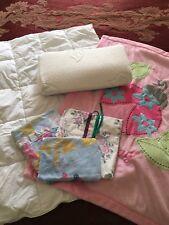SET OF 5/ Baby-Toddler Crib Bedding Set/