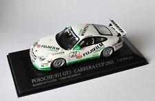 Minichamps Porsche 911 gt3 carrera Cup 2005 mamerow racing #27 1:43 OVP